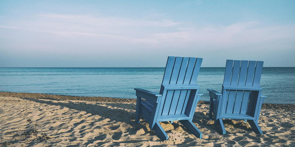 6 formas de ser mas sostenible en la playa